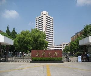 东华大学校园美景