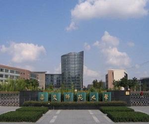 华东师范大学校园美景