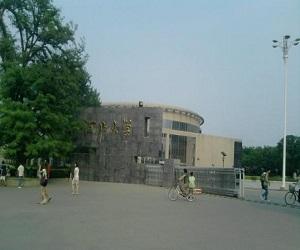 河北大学校园美景