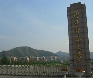 山东师范大学校园美景