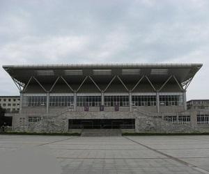 中南民族大学校园美景