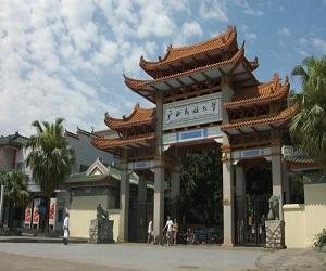 廣西民族大學校園美景