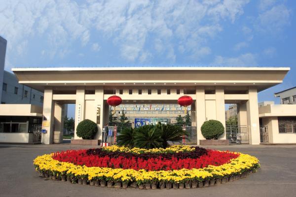 北京印刷学院校园美景