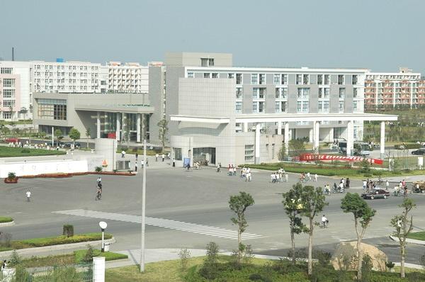 淮阴工学院校园美景