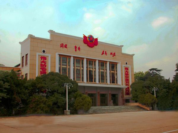 中国人民解放军理工大学校园美景