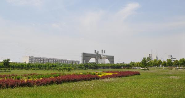 安徽建筑大学校园美景